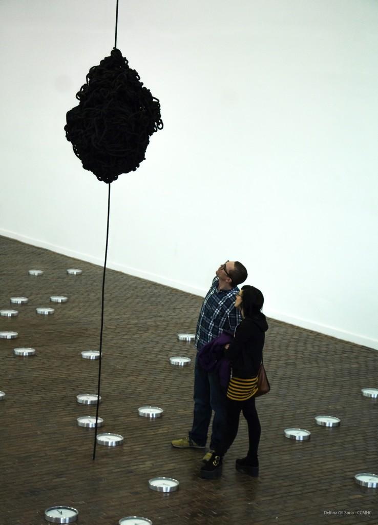 Eduardo T. Basualdo, 'Línea de tiempo,' 2014, Ruth Benzacar Galería de Arte