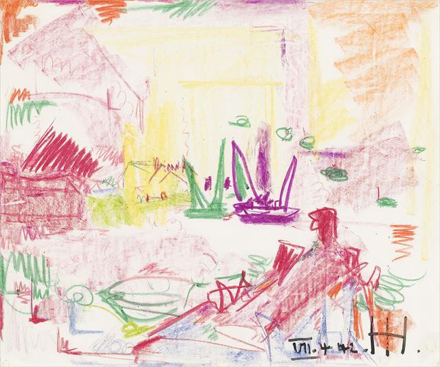 , 'Untitled,' 1942, Somerville Manning Gallery