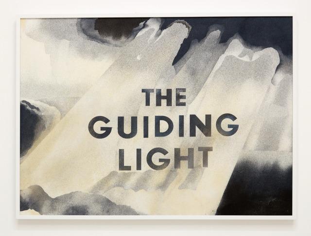 , 'The Guiding Light,' 2018, Halsey McKay Gallery