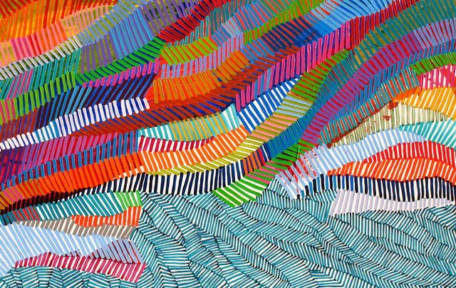 , 'Yarning,' 2015, Kathryn Markel Fine Arts