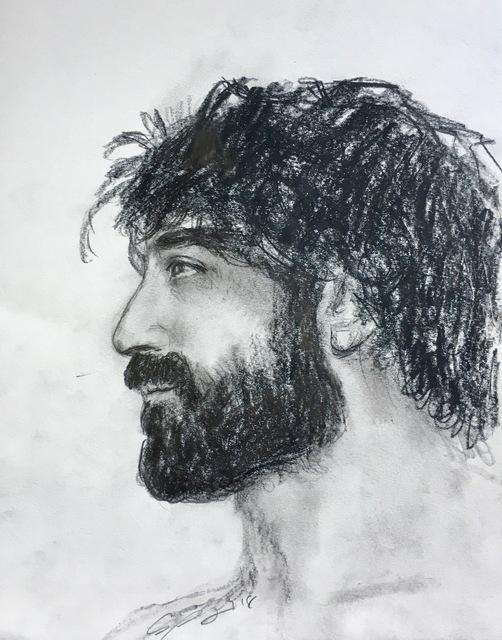 , 'Italian Guy,' , Maison Depoivre