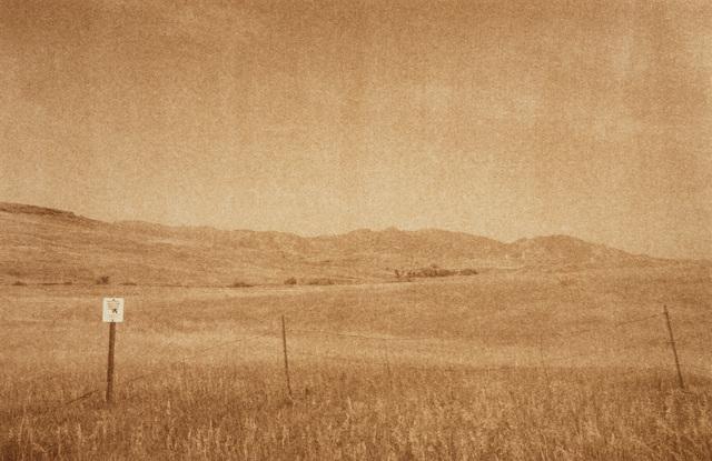 , 'Rocky Flats Wildlife Refuge, Arvada, Colorado,' 2014, David Richard Gallery