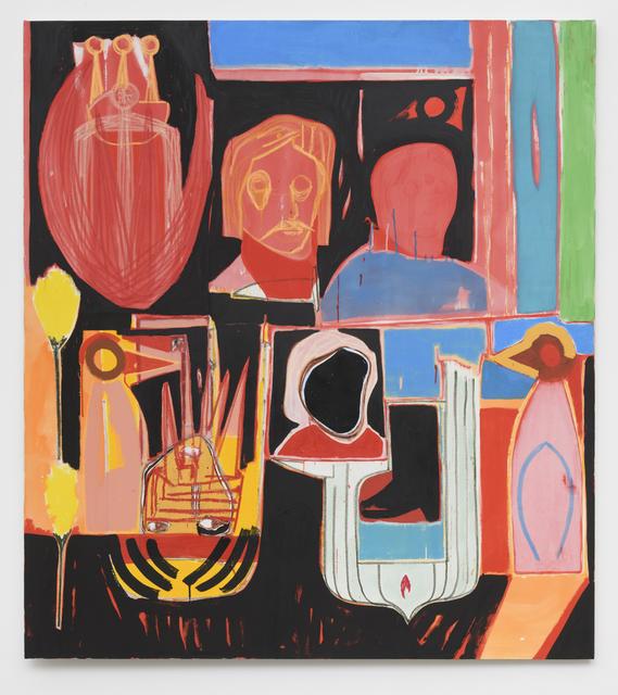 , 'Pieta,' 2019, Richard Heller Gallery