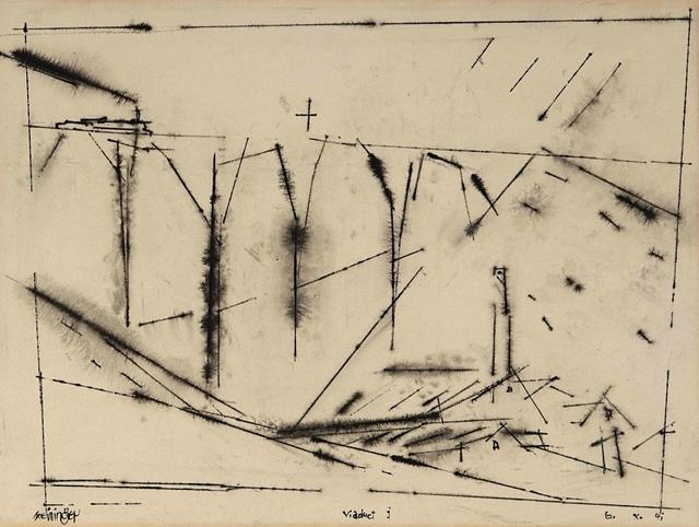 , 'Viaduct I,' 1941, Faessler & Ochsner