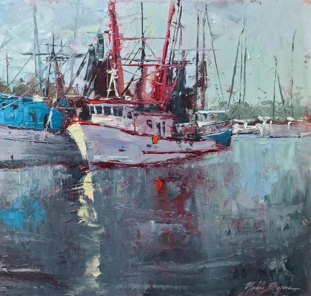 , 'Big Red,' 2019, Gildea Gallery