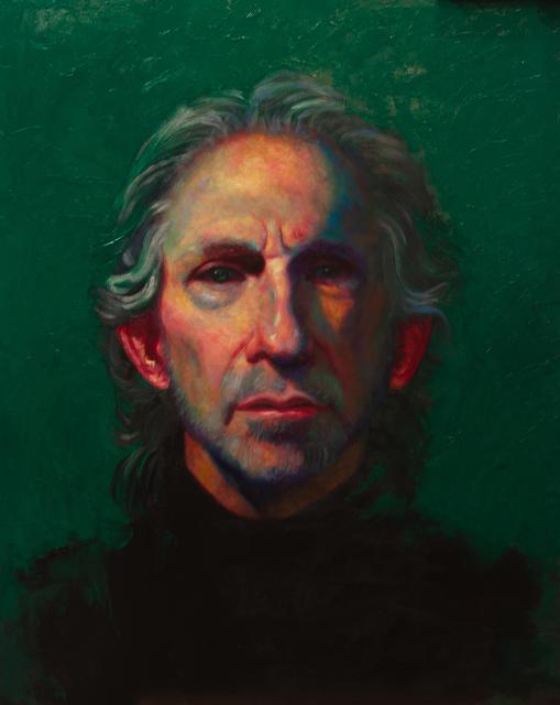 Eddi Fleming, 'Man with an Attitude', 2014, Meyerovich Gallery