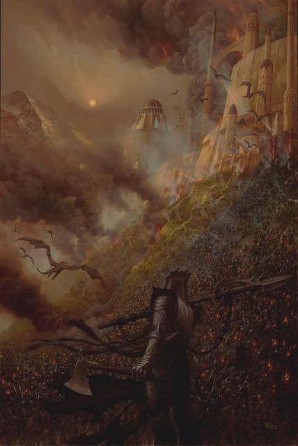 Christophe Vacher, 'The Fall of Loth', IX Gallery