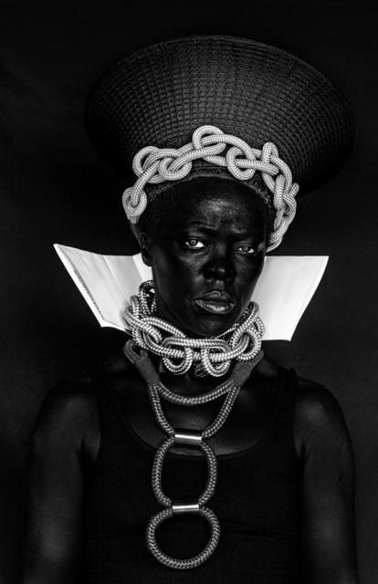 Zanele Muholi, 'Olunye I, The Sails, Durban', 2019, Photography, Silver gelatin print, Stevenson
