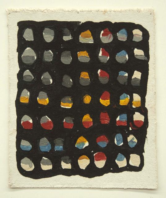 , 'V,' 1997, Conduit Gallery