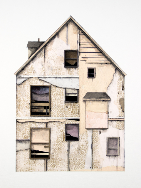 , 'House Portrait Series XVI,' 2018, Paradigm Gallery + Studio