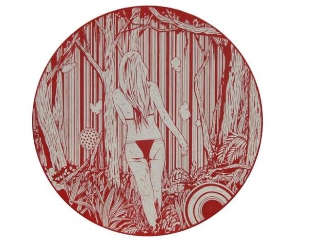 , 'Dreamy Gaze #2,' 2008, Mark Moore Fine Art