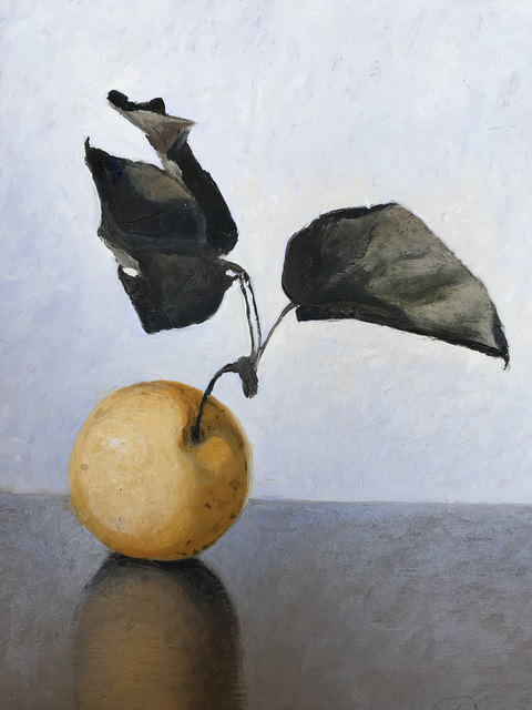 , 'Asian Pear,' 2015, Eckert Fine Art