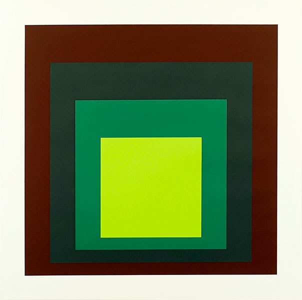 , 'I-S k,' 1973, Ludorff