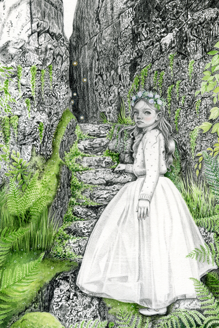 , 'The Fairy Steps,' 2019, Haven Gallery