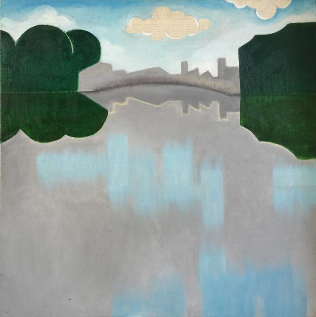 , 'Lake of the Sword 02,' 2015, Art Vietnam Gallery