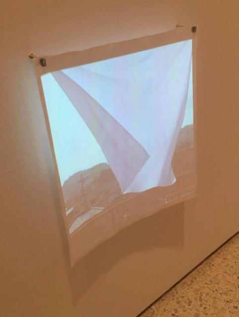, 'cloth,' 2014, KAYOKOYUKI