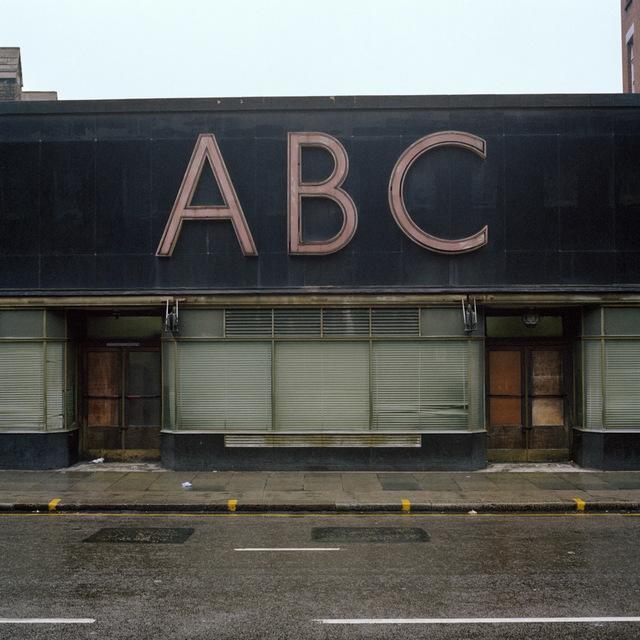 , 'ABC. London, 1979.,' 2016, Galerie Clémentine de la Féronnière