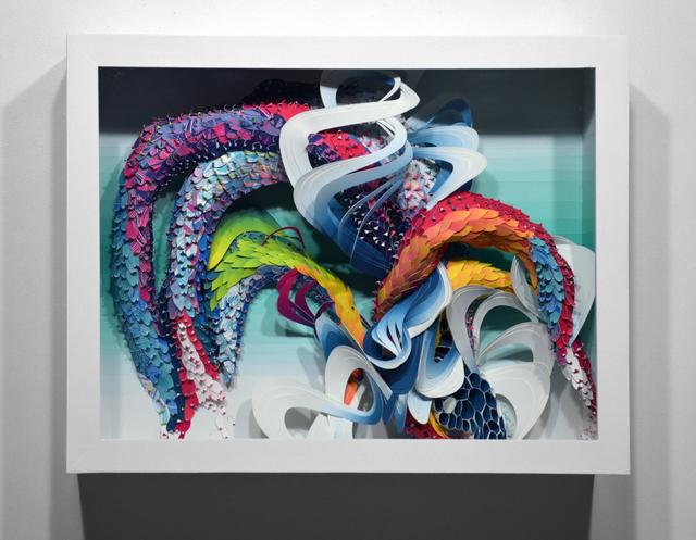 , 'Spectrum: Bio Interloper I,' 2014, Hashimoto Contemporary