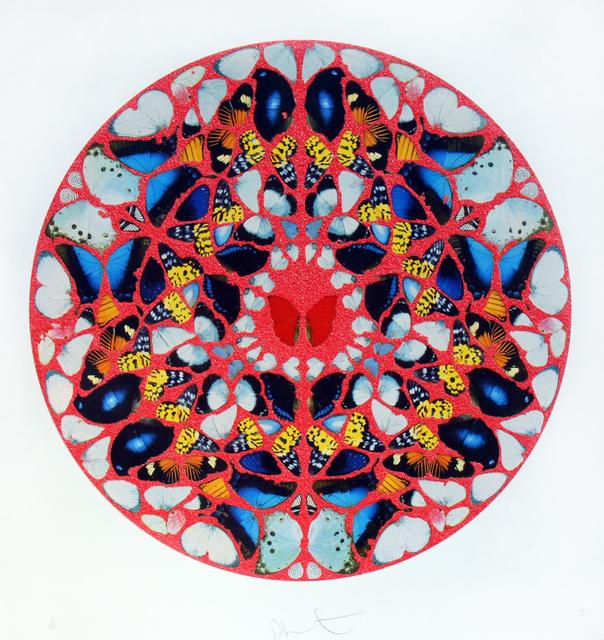 Damien Hirst, 'Psalm: Domine, Ne in Furore', 2010, Denis Bloch Fine Art