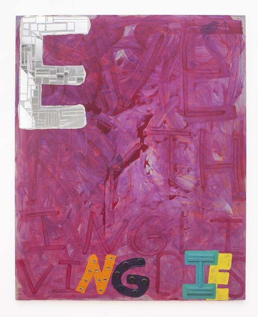 , 'Life,' 2015, Freight + Volume