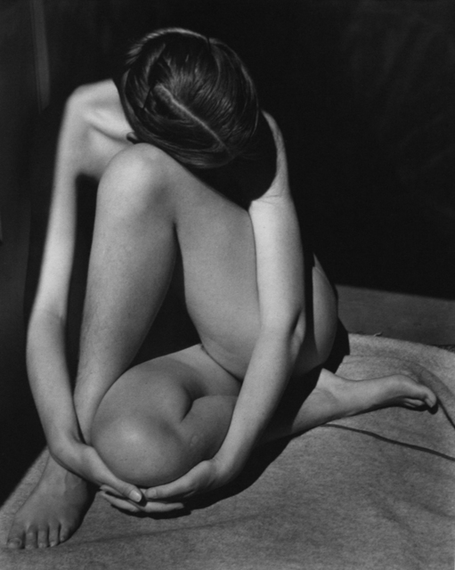 , 'Nude 227N,' 1936, Weston Gallery