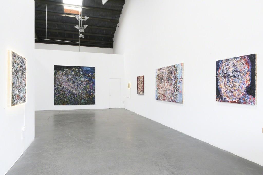 """Installation View: """"Ultraviolet"""" 2017"""
