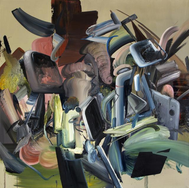 , 'untitled,' 2016, Knoll Galéria Budapest