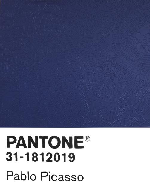 , 'Birktone Series: PABLO PICASSO,' 2018, Contessa Gallery