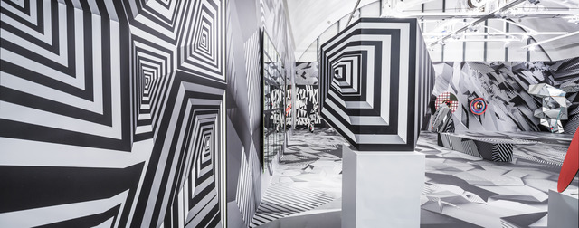 ", 'Installation view, ""Tobias Rehberger. Home and Away and Outside"" at the Schirn Kunsthalle Frankfurt,' , Schirn Kunsthalle Frankfurt"