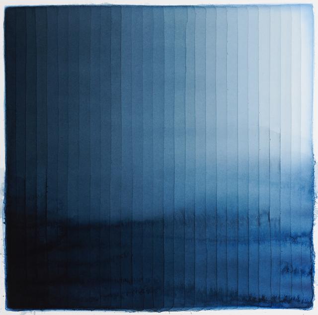 , 'Aus der Serie Just Watercolors, (032),' 2018 , Galerie Gisela Clement