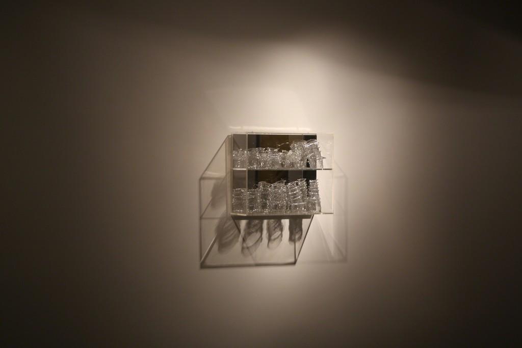 Installation view, Zeroversum - Heinz Mack, Otto Piene und Günther Uecker, Engelage & Lieder, 2016
