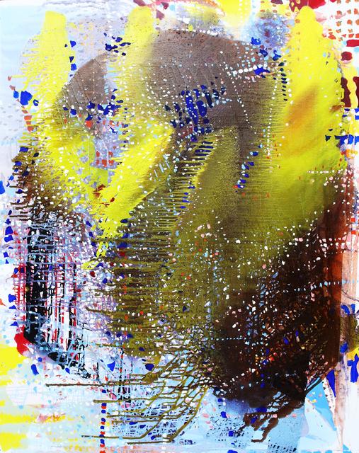 , 'Portrait (Near Miss),' 2018, THE CLUB