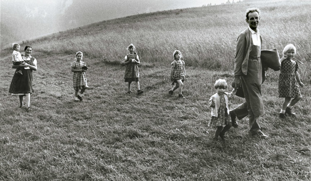 Gianni Berengo Gardin, 'Family with Six Daughters, Haute-Adige, Italy', 1967/1970s, Contemporary Works/Vintage Works