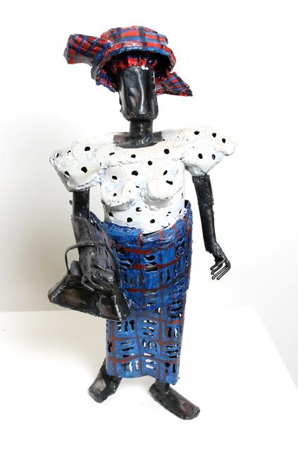 , 'Kalabari Lady,' 2008, TAFETA