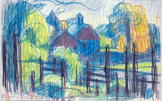 , 'Hill at Oaks Pond,' 1918, ACA Galleries