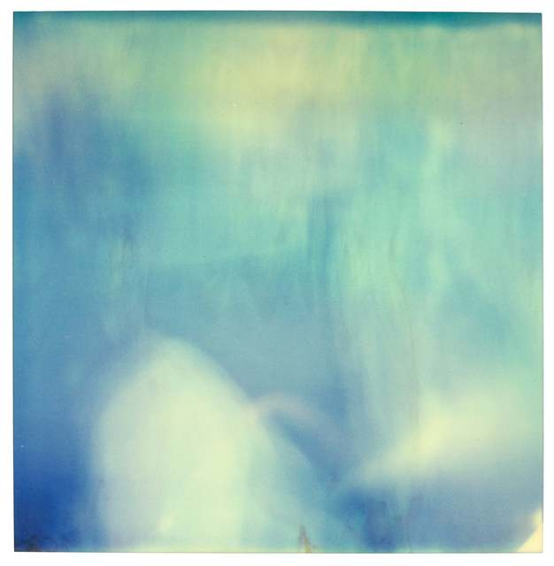 Stefanie Schneider, 'Unfinished Bridge', 2006, Photography, Analog C-Print, hand-printed by the artist on Fuji Crystal Archive Paper, based on a Polaroid, mounted on Aluminum with matte UV-Protection, Instantdreams