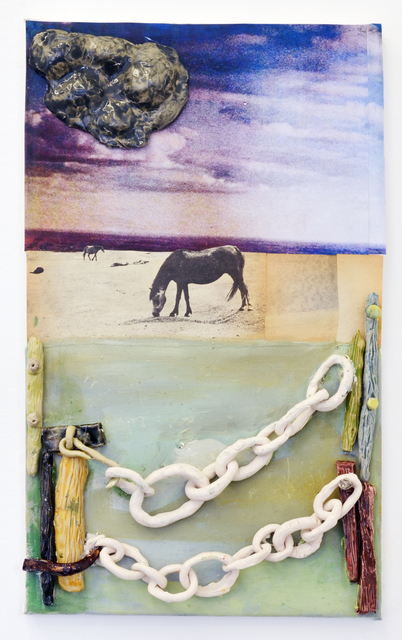 , 'Grassland,' 2016, Marie Kirkegaard Gallery