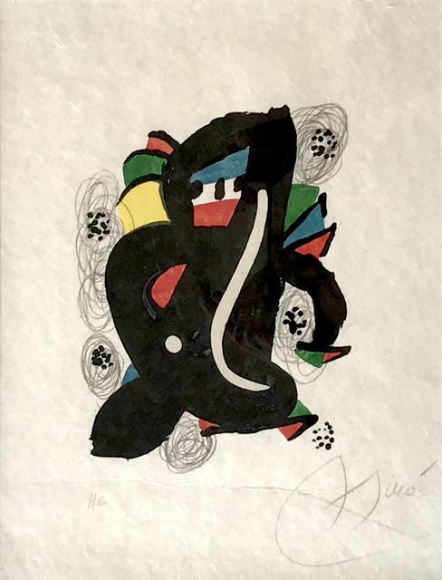 , 'La Melodie Acide Number 6 ,' 1980, Fairhead Fine Art Limited