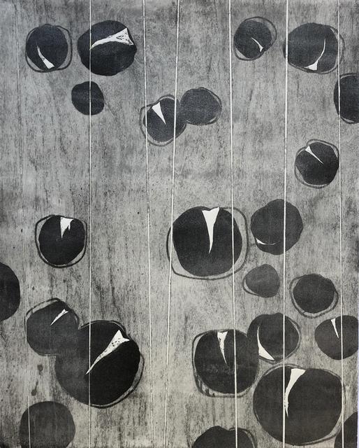 Elizabeth Stern, 'falling pods 2', 2018, Pleiades Gallery