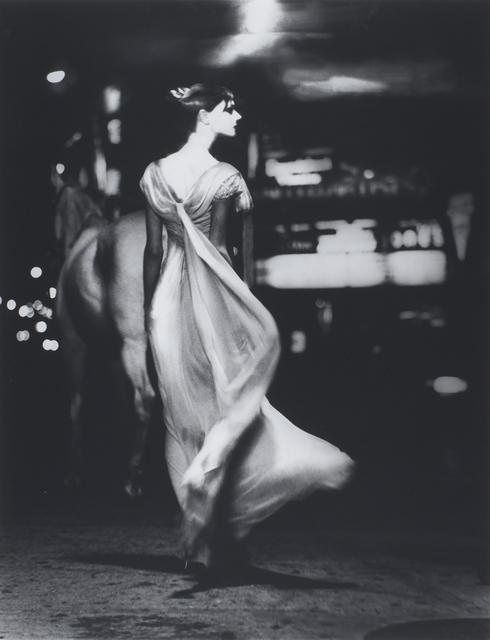 Lillian Bassman, 'Times Square: The Night Fantastic from BAM Photography Portfolio II', Rago