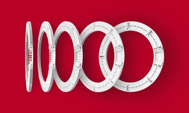 , 'Infinite Loop (Red),' 2016, Alan Cristea Gallery