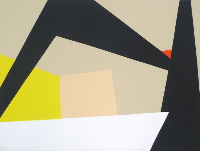 , 'El Eco,' ca. 1970, Galería La Caja Negra
