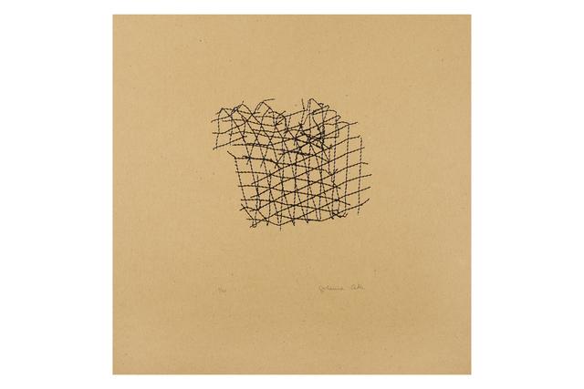 , 'Sin título (rejillas)/Untitled (grids),' 2016, Ruiz-Healy Art