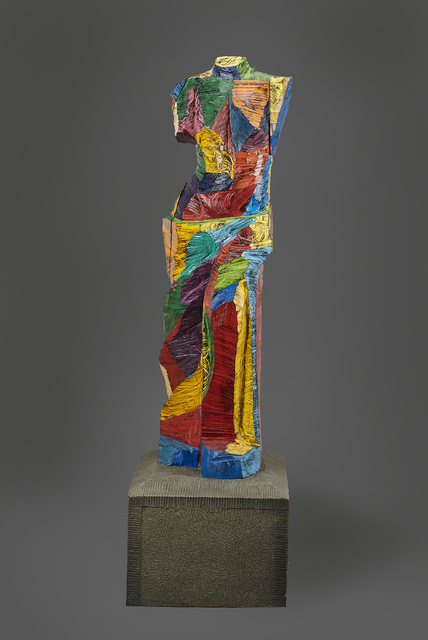 Jim Dine, 'Trembling for Color', 1990, Tangent Contemporary Art