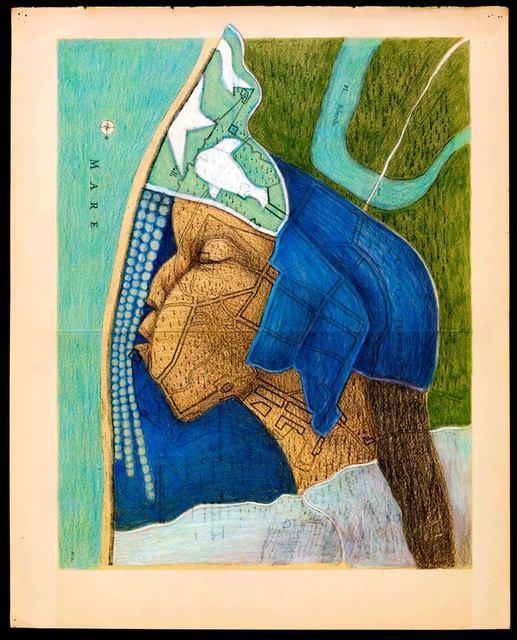 , 'Filha de Yemenja (Daughter of Yemenja),' 2011, Gallery 38