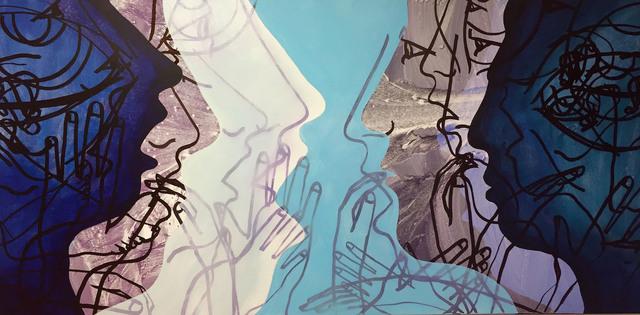 Robert Hromec, 'Silenzio ', 2019, Area35 Art Gallery