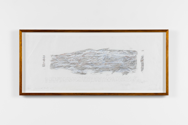 , 'Immanuel Kant's Log,' 2016, Roslyn Oxley9 Gallery