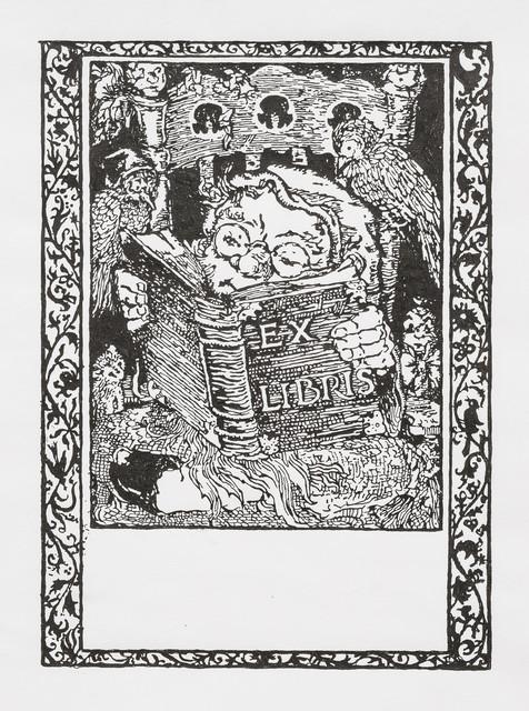 , 'Ex Libris,' 2018, Peter Freeman, Inc.