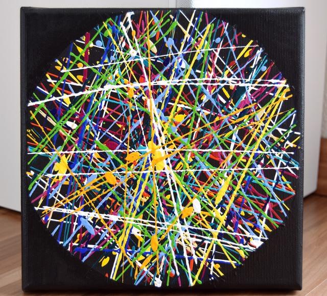 , 'Colorful  minis  #23,' 2018, Alessandro Berni Gallery