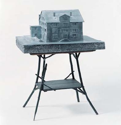 , 'Das Ahnenhaus / Obermühle (Modell),' 1981, Freymond-Guth Fine Arts Ltd.